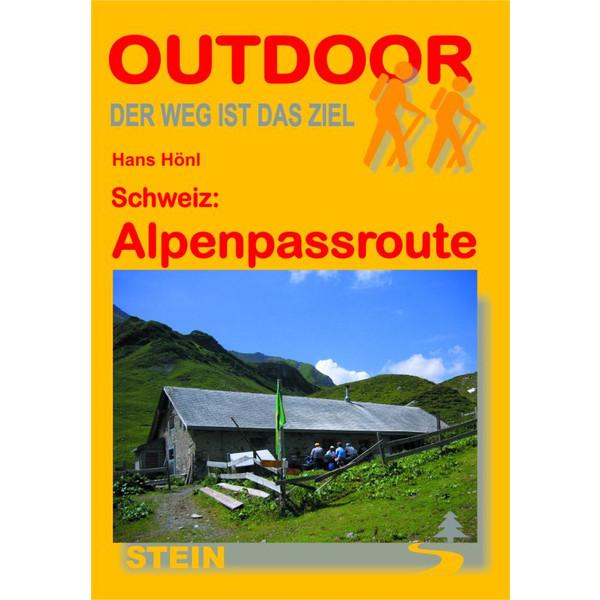 Schweiz: Alpenpassroute