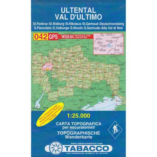 Tabacco 042 Ultental