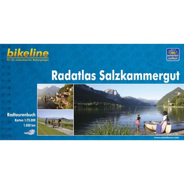 BIKELINE. RADATLAS SALZKAMMERGUT - Radwanderführer