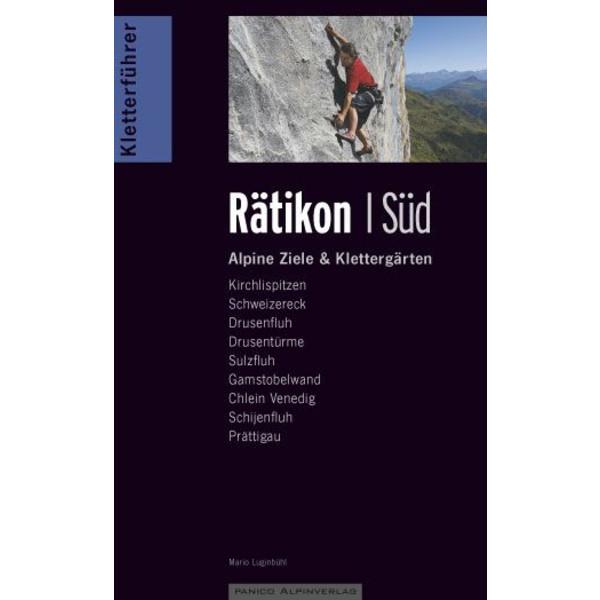 Kletterführer alpin Rätikon Süd