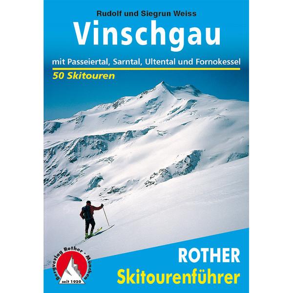 BvR Skitourenführer Vinschgau