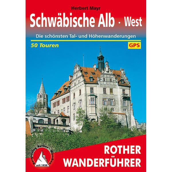 BVR SCHWÄBISCHE ALB WEST - Wanderführer