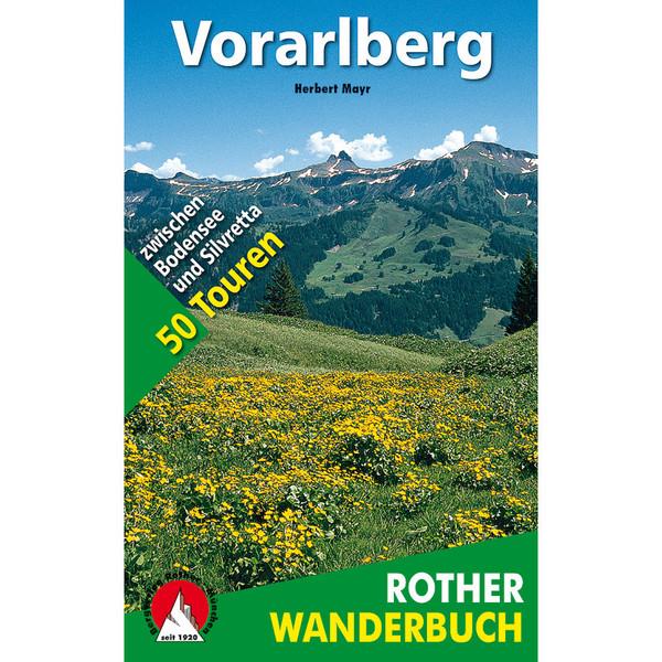 BVR WANDERBUCH VORARLBERG - Wanderführer