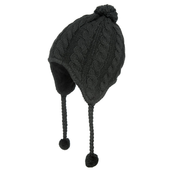 The North Face Fuzzy Earflap Beanie Frauen - Mütze