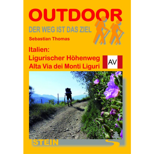 ITALIEN: ALTA VIA - LIGURISCHER HÖHENWEG - Wanderführer