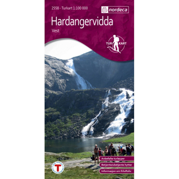 Turkart Hardangervidda West
