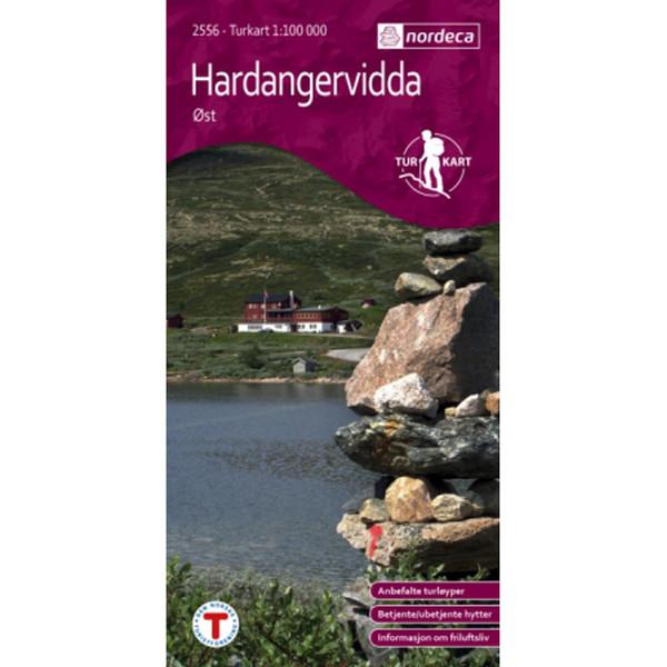 Turkart Hardangervidda Ost