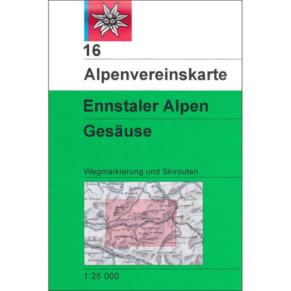 DAV 16 Ennstaler Alpen - Gesäuse