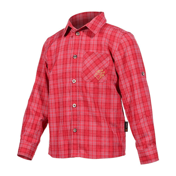 Jack Wolfskin MOSQUITO SUN L/S SHIRT Kinder - Mückenabweisende Kleidung