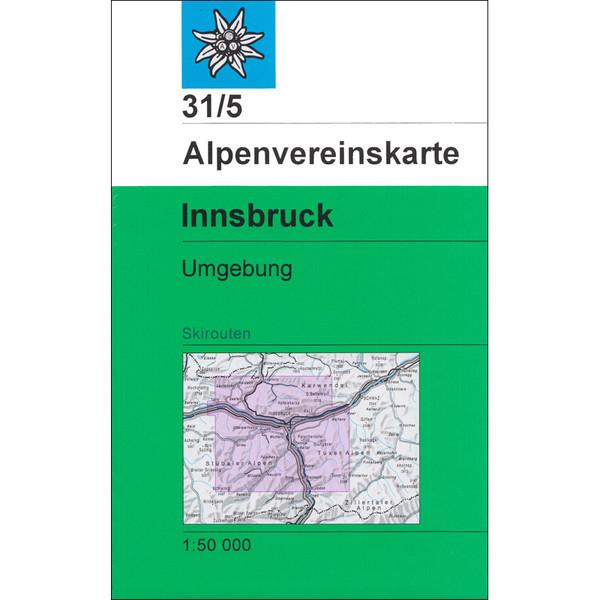 DAV 31/5 Ski Innsbruck und Umgebung