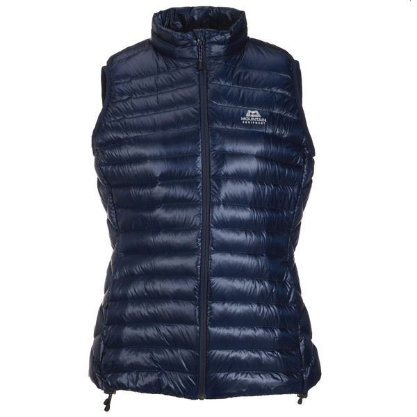 Mountain Equipment Arete  Wms Vest Frauen - Daunenweste
