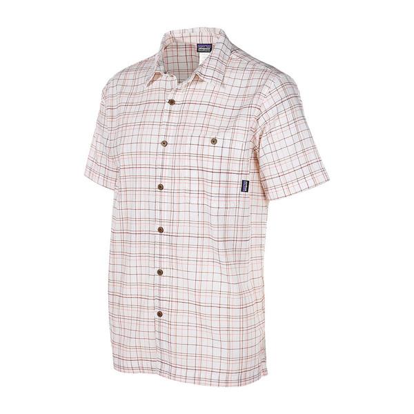 Patagonia A/C S/S Shirt Männer - Outdoor Hemd