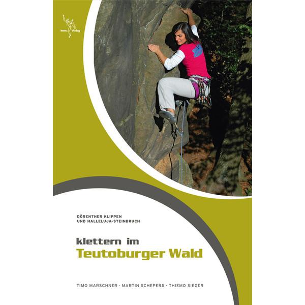 Klettern im Teutoburger Wald
