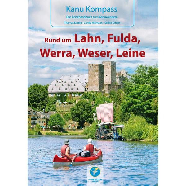 Kanu Kompass Lahn, Fulda, Werra, Weser