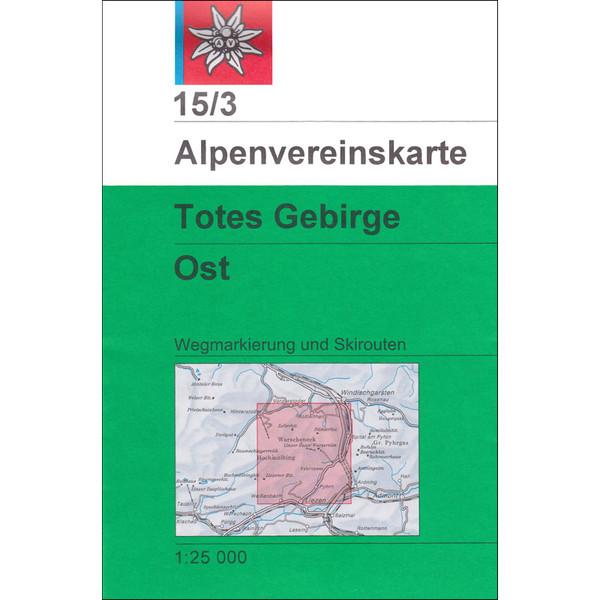 DAV 15/3 Totes Gebirge Ost