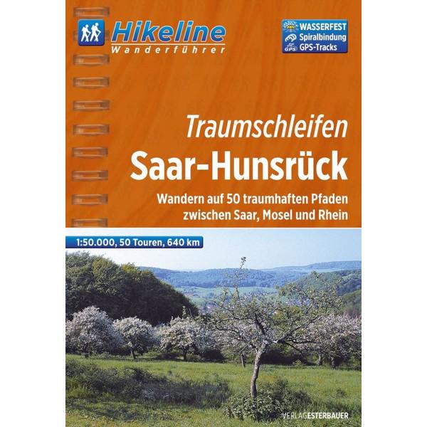Hikeline Traumschleifen Saar-Hunsrück