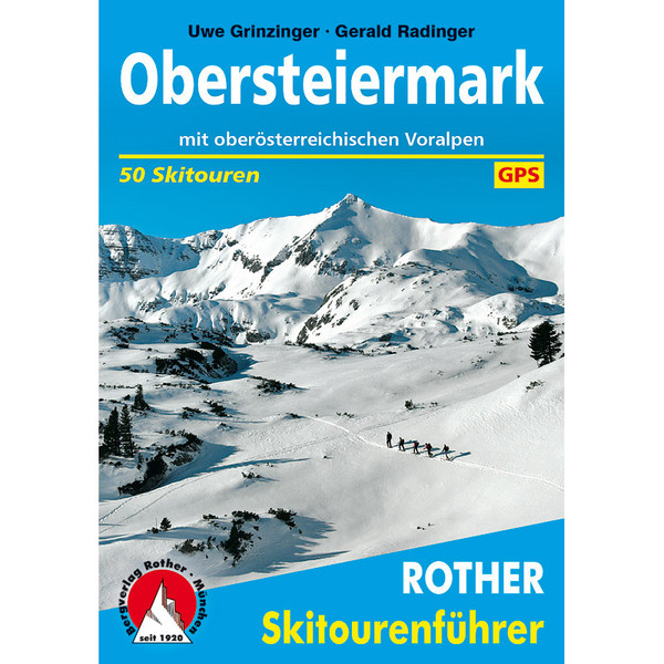 BvR Skitourenführer Obersteiermark