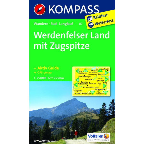 KOKA-07 Werdenfelser Land/Zugspitz