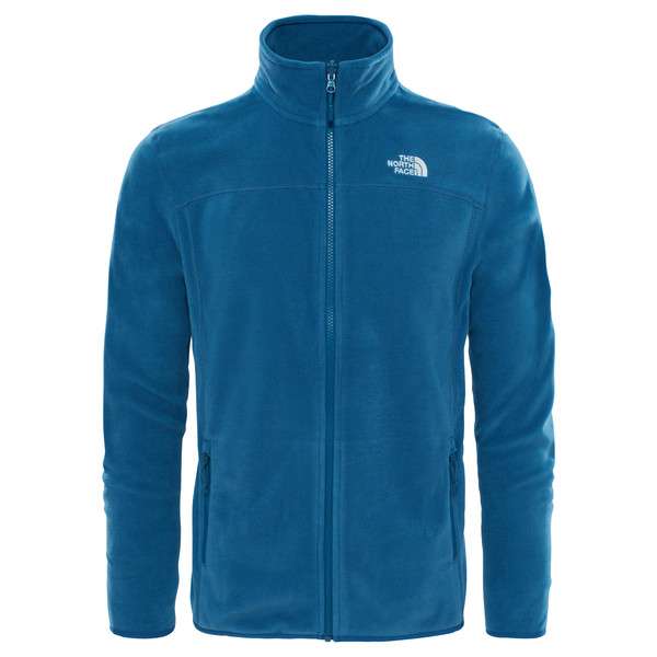 The North Face 100 GLACIER FULL ZIP Männer - Fleecejacke