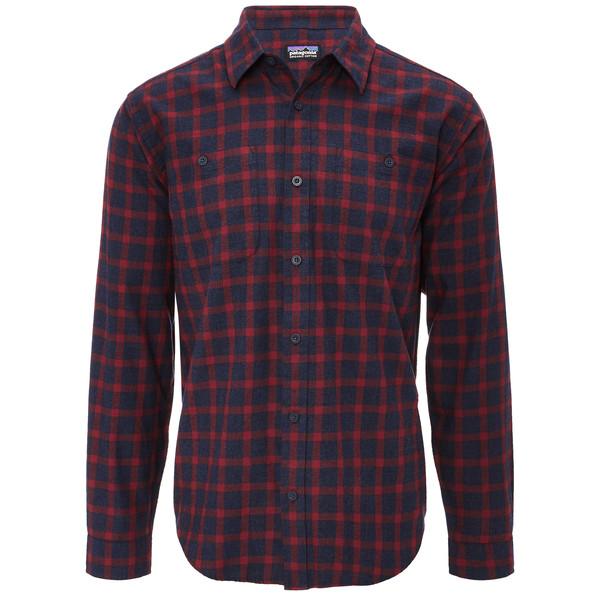 Patagonia L/S Pima Cotton Shirt Männer - Outdoor Hemd