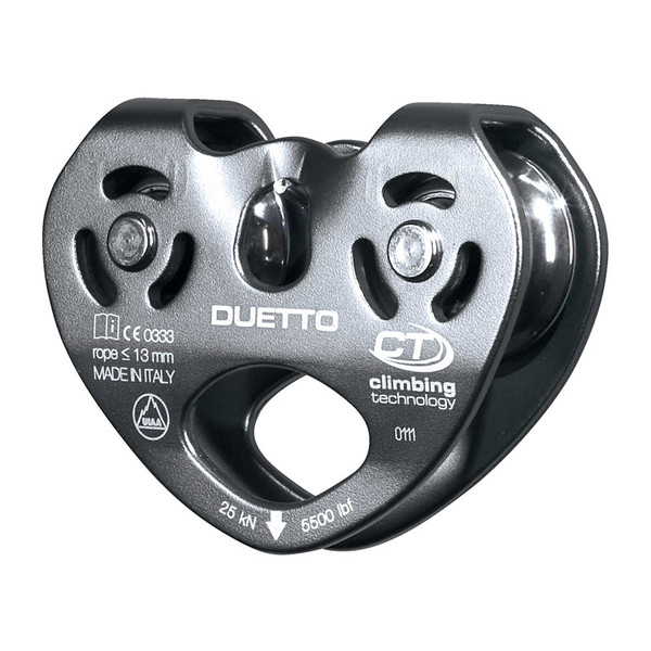 Climbing Technology Duetto - Seilrolle