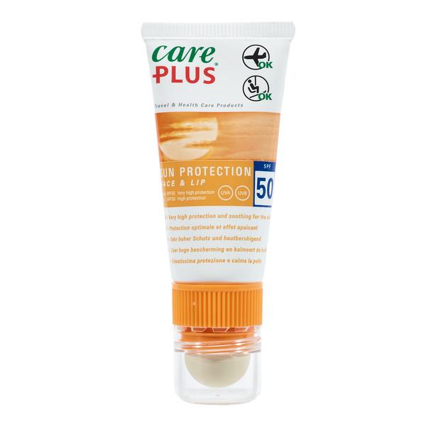 Care Plus SUN PROTECTION FACE &  LIP - Sonnenschutz