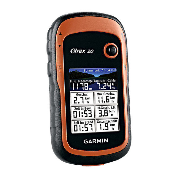 Garmin ETREX 20 - GPS-Gerät