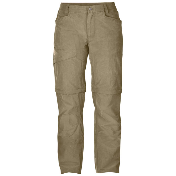 Fjällräven DALOA MT ZIP-OFF TROUSERS Frauen - Reisehose