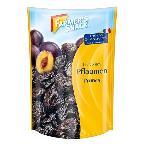 Farmer's Snack Pflaumen entsteint - Trockenfrüchte