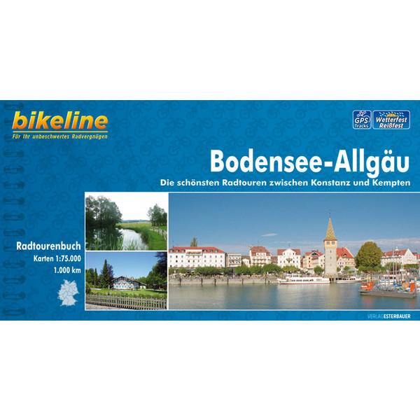 Bikeline Bodensee-Allgäu