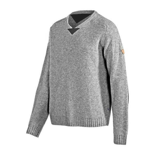 Fjällräven Woods Sweater Männer - Wollpullover