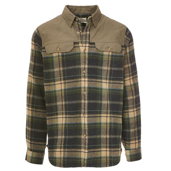 Fjällräven Granit L/S Shirt Männer - Outdoor Hemd