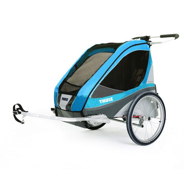 Chariot Corsaire 2 + Fahrradset