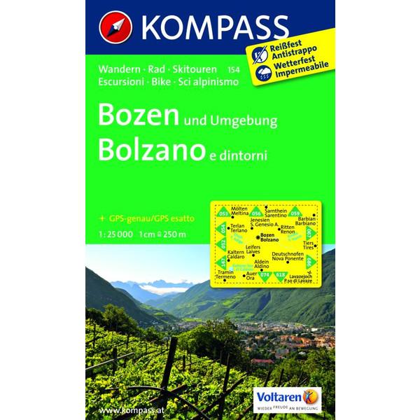 KOKA-154 Bozen und Umgebung