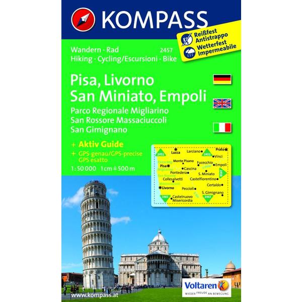 KOKA-2457 Pisa - Livorno 1:50T