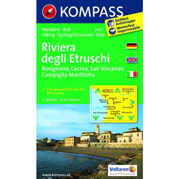 KOKA-2461 Riviera Degli Etruschi 1:50T