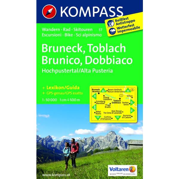 KOKA-57 Bruneck / Toblach 1:50T