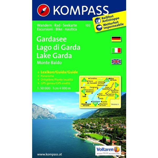 KOKA-102 Lago di Garda/Monte Baldo