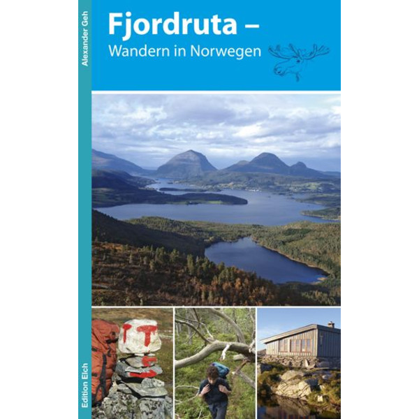 Fjordruta - Wandern in Norwegen