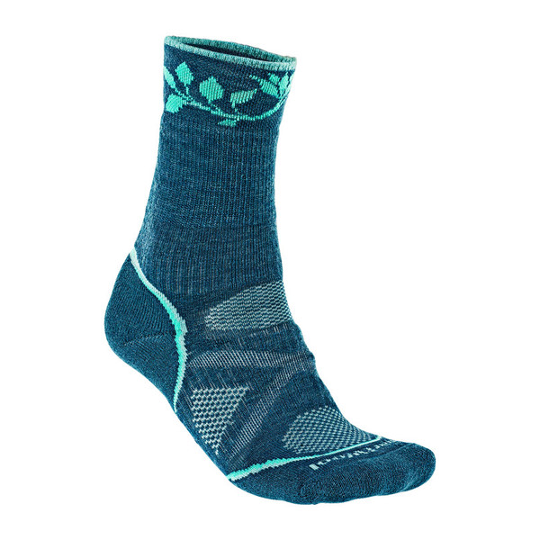Smartwool PhD Outdoor Medium Crew Frauen - Wandersocken