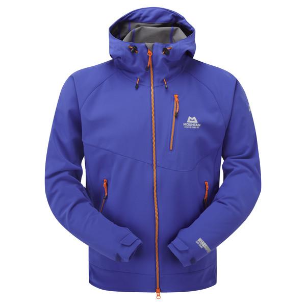 Mountain Equipment Trojan Hooded Jacket Männer - Softshelljacke