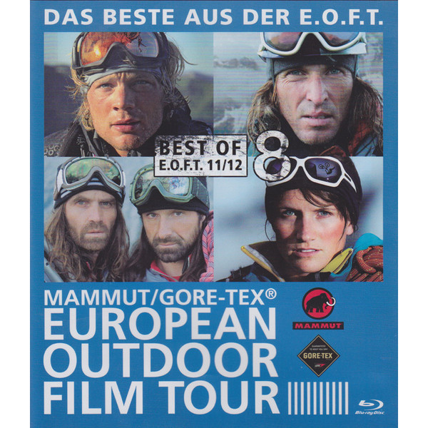 EOFT No. 8 2011/2012 BluRay