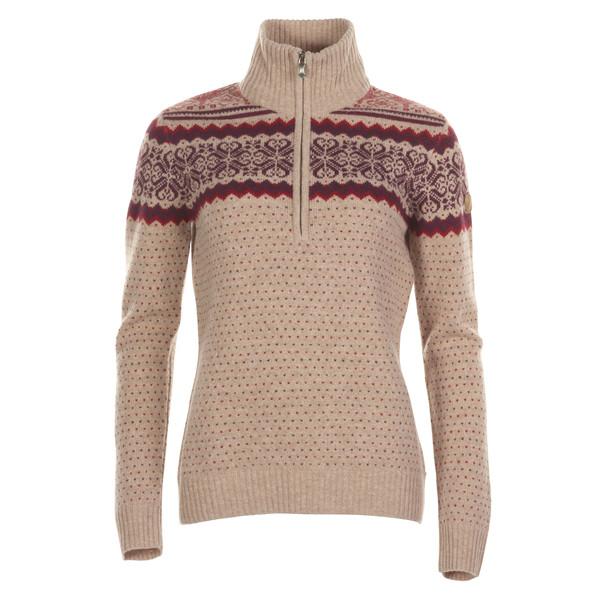 Fjällräven Vika Sweater Frauen - Wollpullover