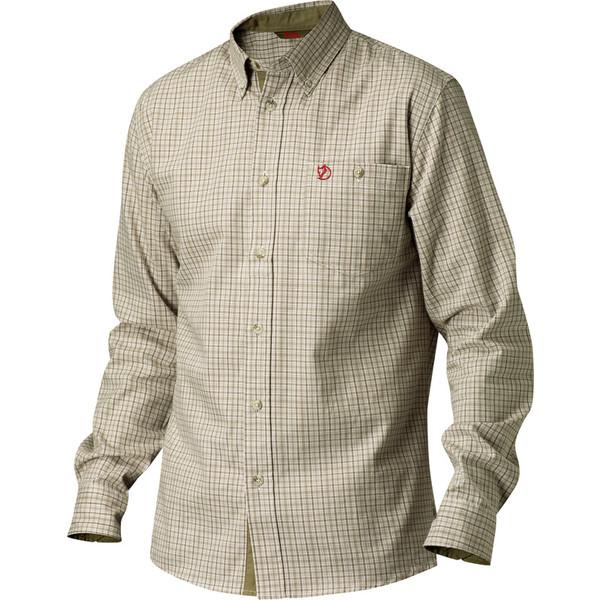 Fjällräven Kvarts Shirt Männer - Outdoor Hemd