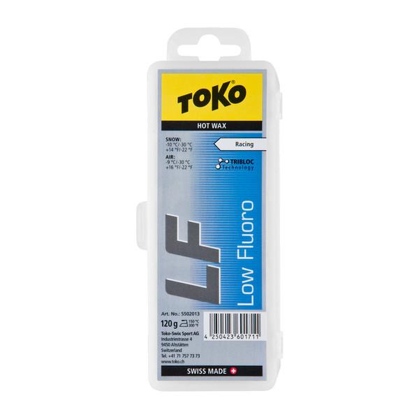 Toko LF HOT WAX BLUE 120G - Skiwachs