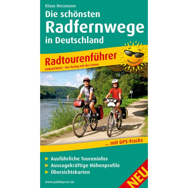 Die 20 schönsten Radfernwege Deutschland