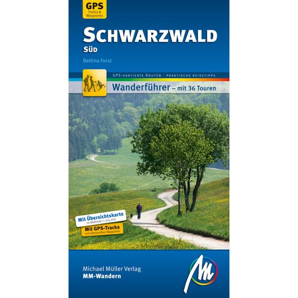 MMV Wanderführer Schwarzwald Süd