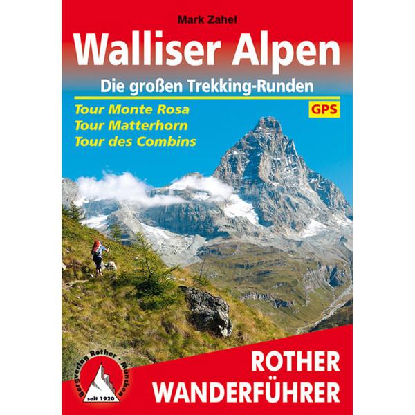 BvR Walliser Alpen - Gr. Trekking-Runden