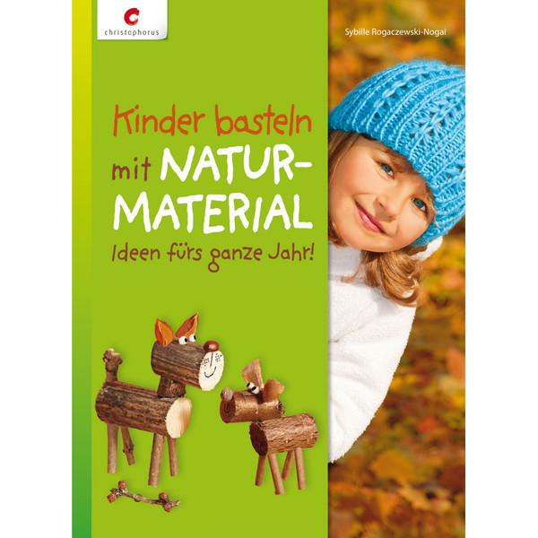 Kinder basteln mit Naturmaterial Kinder