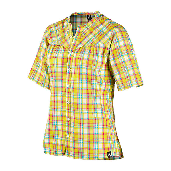 Haglöfs KAHA S/S SHIRT Frauen - Outdoor Hemd